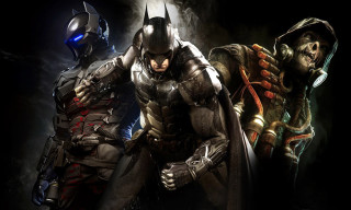 Watch the Official Trailer for 'Batman: Arkham Knight'