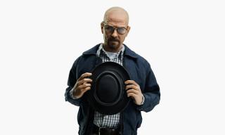 'Breaking Bad' Heisenberg 1/6th Scale Figure by threezero