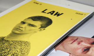 A Look Inside the Studios of Brutus and 'LAW' Magazine