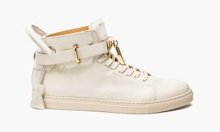 """Buscemi 100MM """"Avorio"""" Sneaker"""