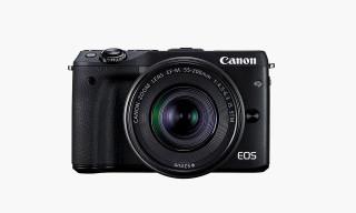 Canon EOS M3 features 24.2 Megapixel APS-C CMOS Sensor