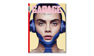 Cara Delevingne, Kendall Jenner, Lara Stone, Binx Walton and Joan Smalls Cover 'GARAGE' Magazine's Eighth Issue