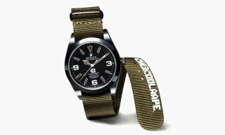 CHOCOOLAAPE x Bamford Watch Department Rolex Explorer