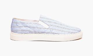 COMME des GARCONS SHIRT x The Generic Man Spring/Summer 2015 Footwear
