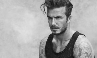 David Beckham for H&M Spring 2015 Bodywear Lookbook