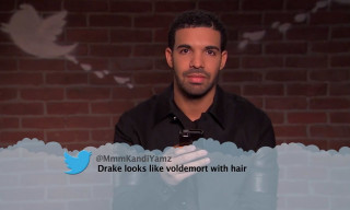 "Watch Drake, Iggy Azalea, Childish Gambino & More Read ""Mean Tweets"" on  'Jimmy Kimmel Live!'"