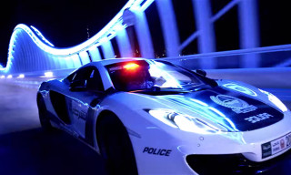 Dubai Police Force Unveil Fleet of Supercars Including Bugattis, Ferraris and Lamborghinis