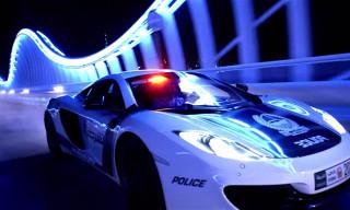 Dubai Police Force Unveil Fleet of Supercars Including Bugattis, Ferraris and Lamborghinis