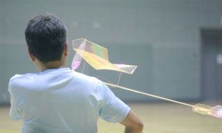A First Look at 'FLOAT,' a Documentary About the World of Indoor Rubber-Powered Model Airplanes