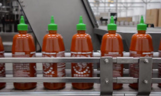 Watch How Sriracha is Made