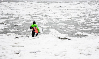 How to Survive a Sub Zero Winter in New Jersey with Ben Graeff & Rob Kelly