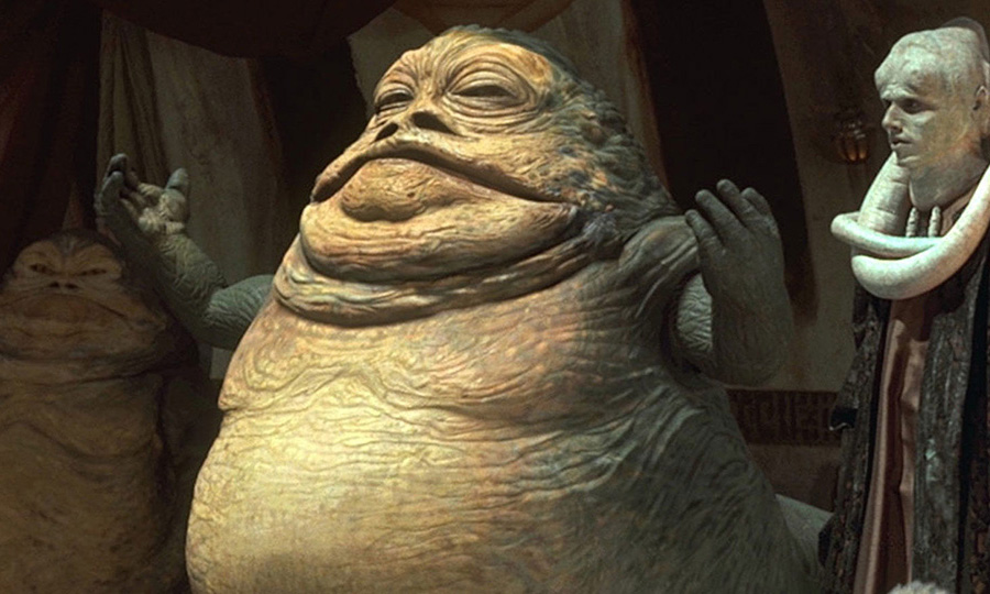 Star Wars Documentary On Making Of Jabba The Hutt