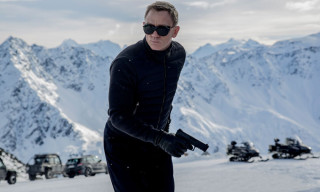 A First Look at the Upcoming James Bond Film 'Spectre'