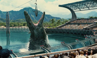 Watch the Official Super Bowl Trailer for 'Jurassic World'