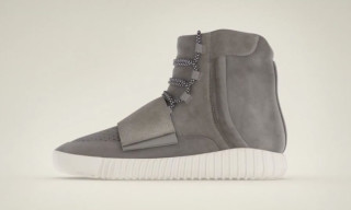Watch the Kanye West x adidas Originals Yeezy 750 Boost Commercial