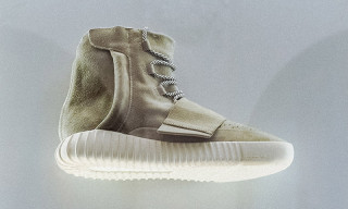 Kanye West x adidas Yeezy 750 Boost Already on Display in New York