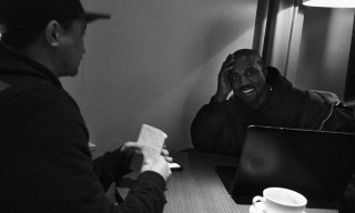 Kanye West Talks About Yeezy Season 1, Breaking Boundaries and What's Next