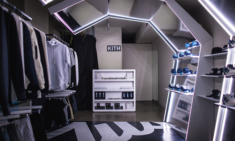 Take A Look Inside Kith S West Coast Project Installations