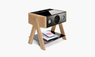 La Boite Concept Cube is a Coffee Table-Sized Hi-Fi Speaker