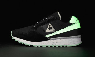 "le coq sportif Éclat ""Glow in the Dark"""