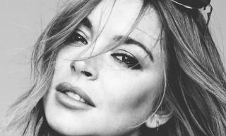 Lindsay Lohan for 'Hunger' Magazine