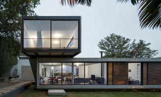 LP House by Metro Arquitetos Associados