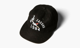 "A First Look at the Marc Jacobs x Ebbets Field Flannels ""Casting Call"" Cap"