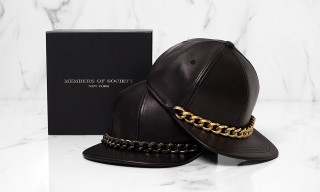 MEMBERS OF SOCIETY Debut Luxury Headwear Collection
