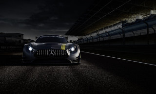 A First Look at the Mercedes-AMG GT3