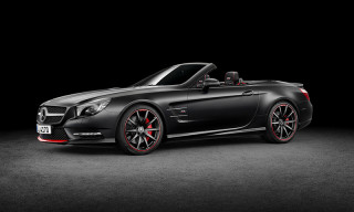 "Mercedes-Benz SL Special Edition ""Mille Miglia 417"""
