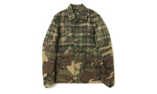 "Minotaur ""CamoCheck"" M-65 Jacket"
