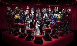 "Moncler Grenoble Fall 2015 ""Love Factory"" Collection Presentation"