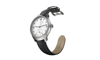Mondaine Unveils Helvetica No 1 Horological Smartwatch