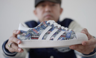 NIGO Talks Japanese Fashion and His Superstar 80s Collaboration with adidas Originals