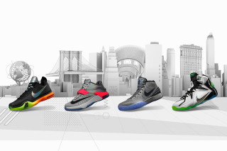Nike Basketball 2015 All-Star Collection