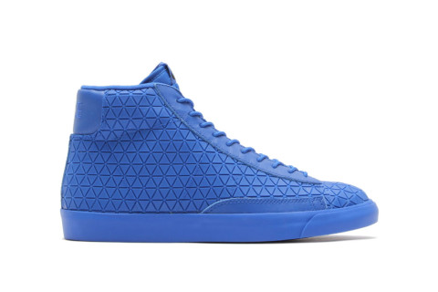 nike – blazer mid metric qs (royal blue)