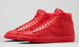 "Nike Blazer Mid Metric ""University Red"""