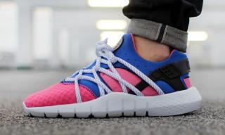 "Nike Huarache NM ""Dynamic Pink/Game Royal"""