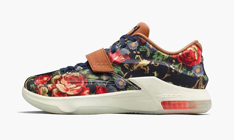 "Kd Floral Shoes Nike KD7 EXT QS ""..."