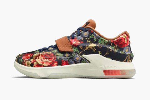 """Nike KD7 EXT QS """"Floral"""""""