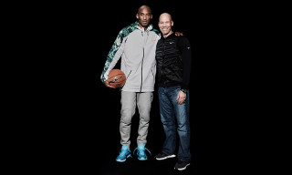 Nike Launches Kobe X Podcast with Designer Eric Avar