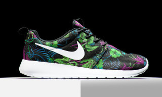 "Nike Roshe Run Print ""Smoky Lotus"""