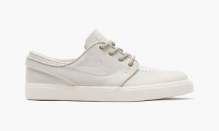 "Nike SB Zoom Stefan Janoski Premium ""Light Bone"""