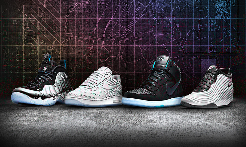 more photos 886fa 82102 well-wreapped Nike Sportswear 2015 Constellation Collection Highsnobiety