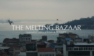 "nonnative Spring/Summer 2015 ""Melting Bazaar"" Video Lookbook"