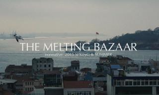 """nonnative Spring/Summer 2015 """"Melting Bazaar"""" Video Lookbook"""