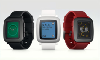 Pebble Presents Its Next-Gen Color Smartwatch – Pebble Time