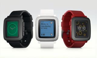 Pebble Presents Its Next-Gen Color Smartwatch – Pebble Time