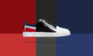 "PUMA Basket Classic ""Patent Leather"" Pack"