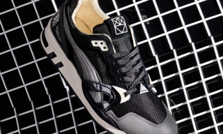 PUMA x Slam Jam 25th Anniversary Sneakers